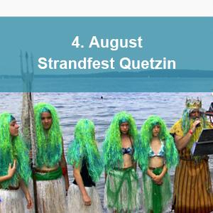Strandfest Quetzin