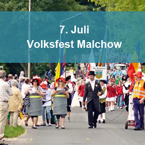 Volksfest-Malchow