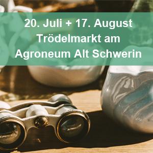 Troedelmarkt am Agroneum Alt Schwerin