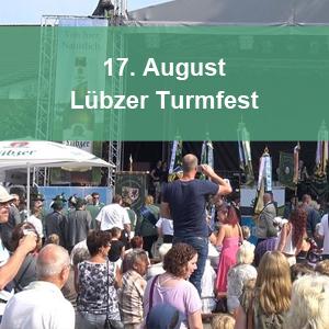 Turmfest Lübz