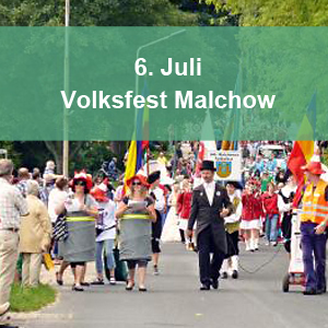 Volksfest in Malchow