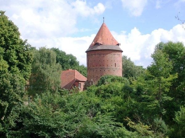 Burgturm Plau