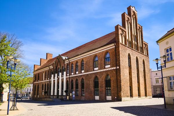 Parchim-Rathaus