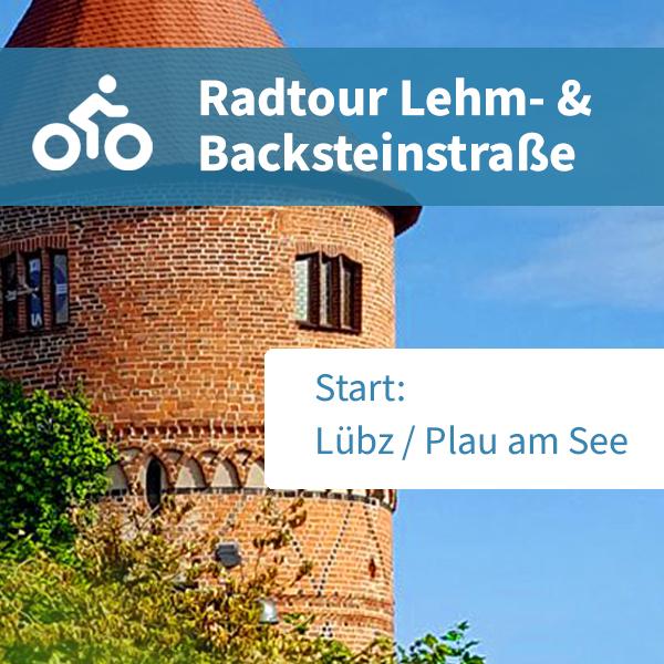 Radtour: Lehm- und Backsteinstrasse
