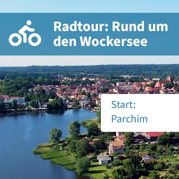Radtour: Rund um den Wockersee